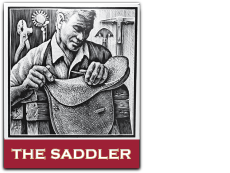 The Saddler Ramsgate Logo