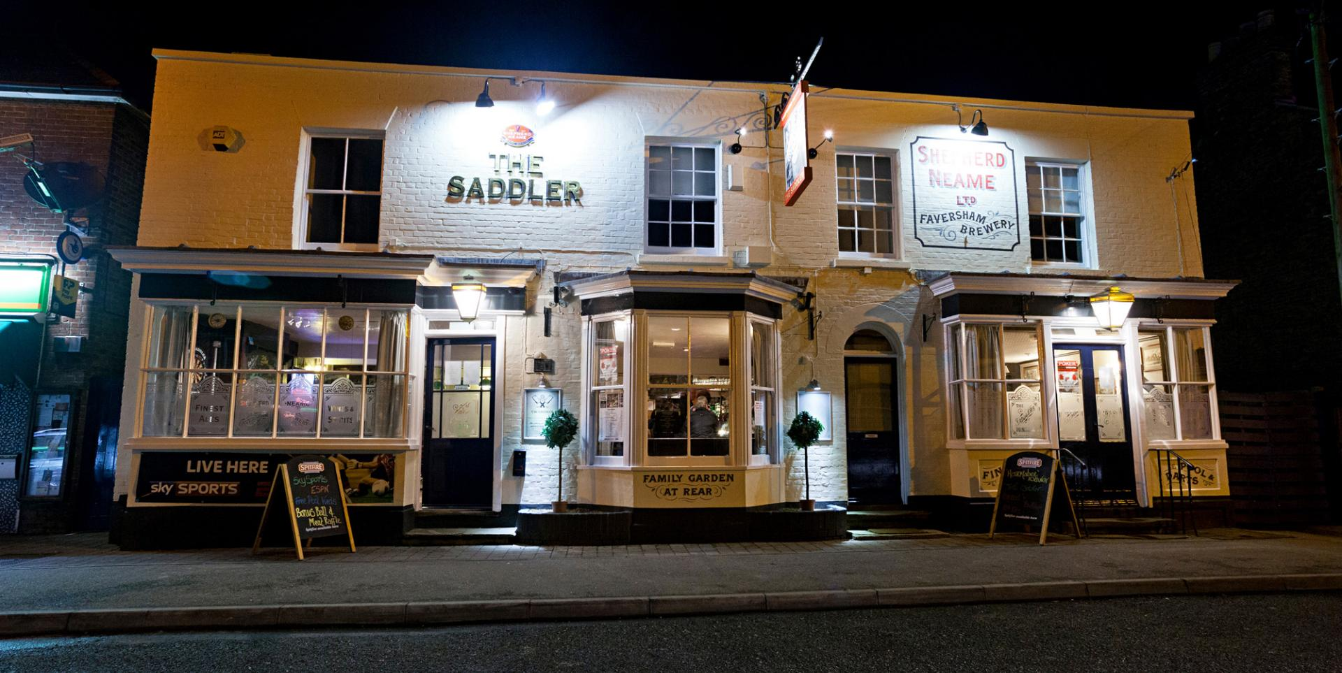 The Saddler, Minster, Ramsgate